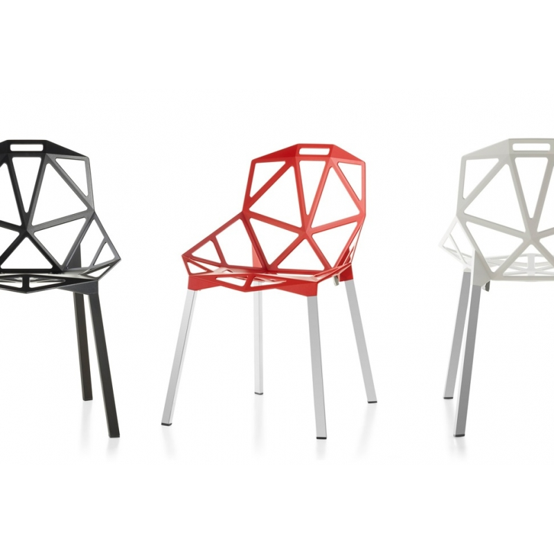 Magis chair one stapelstuhl design konstantin grcic for Design stapelstuhl