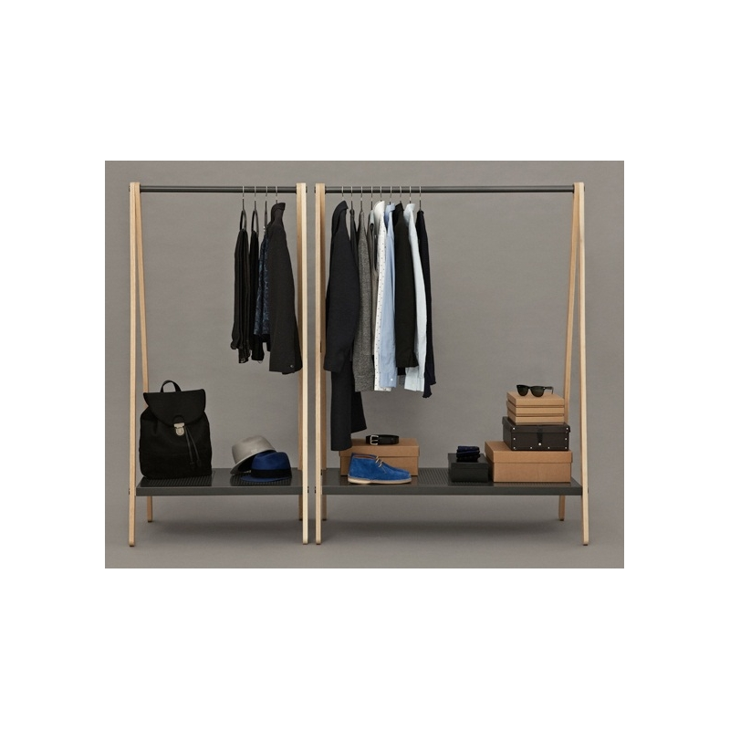 normann copenhagen toj garderobe kleiderst nder large. Black Bedroom Furniture Sets. Home Design Ideas